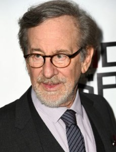 "Steven Spielberg attended the premiere of his latest movie ""Bridge of Spies"""