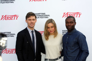 Scott Haze, Brie Larson and David Oleyowo attended the HIFF in year's past.