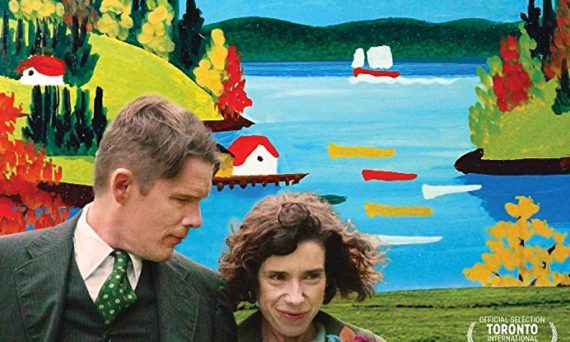 Maudie is one of several biographical films about artists reviewed in this post