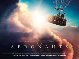 Movie Poster - The Aeronauts